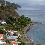 Point de Vue de l'Anse Marigot