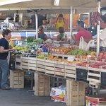 Bar Pozzelle - Le marché