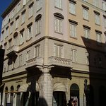 Casa Bianca de Korvin- Trieste-