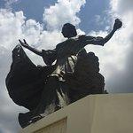 "Monumento al Porro "" Maria Varilla"""