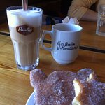 Coffee and Munkkipossu