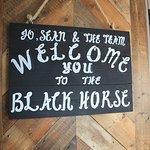 Bild från Black Horse