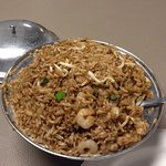 There is no buffet, but, you can get the menu items made to your likings. New Asia has the best
