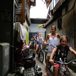 ABC Amazing Bangkok Cyclist Foto