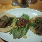 Street tacos with beef - so tasty!
