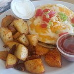 Huevos Santa Fe