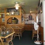 A nice Pizza Parlor......