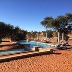 Zebra Kalahari Lodge