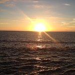 Burnham-on-Sea sunset