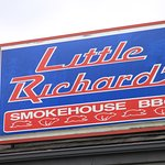 In and About Little Richard's BBQ