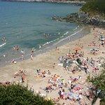 """La plage labellisée """"Pavillon bleu 2016"""" à 200m"""
