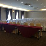 A nice meeting rooms for training or conference , lunch or night events at Merdeka Hotel Kluang.
