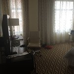 Wonderful hotel and as always incredible service. Air conditioning works incredibly well. I thin