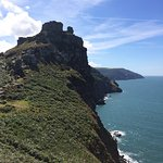 Valley of the Rocks Foto