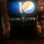 The drink dispenser for those who include a drink with their meal