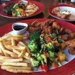 Enjoyable meal