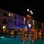 Festa Ibiza party in piscina