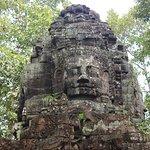 Gopura (gate) of Ta som
