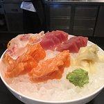 Sensationelles Sushi & Sashimi