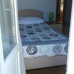 Double room, sea view, balcony