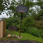 Recreational area/basketball?
