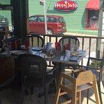Audie & Ina's diner Foto