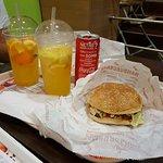 Hamburger Bar fényképe