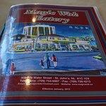 Magic Wok Eatery menu