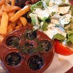 Assiette bourguignonne