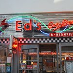 A real fifties diner