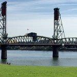 View of Draw Bridge near RiverPlace