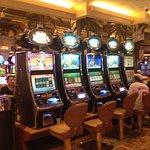 Slots right near Carmine's
