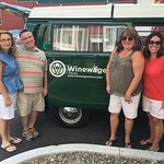 Best winery transportation ever for small groups!