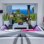 Casa Buenavista with sea view