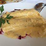 Preciosas vistas y gran cocina frente a la Playa de Silgar. Recomendable para cenar. Los pescado