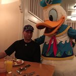 Donald with son-in-law