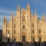 Hotel right near the Duomo