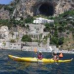 Kayaking on the Amalfi Coast
