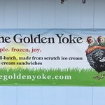 Golden Yoke Homemade Ice Cream