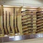The Gettysburg Museum - rifles