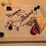 Key Lime Cheesecake Birthday Dessert