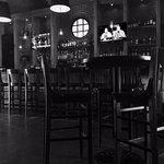 Bar in Black & White
