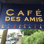 Photo de Cafe des Amis
