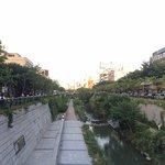 Photo de Cheonggyecheon