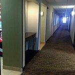 Vending & Hallway Corridor