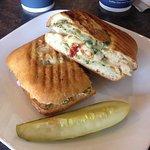lunch panini