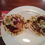 Spicy Cubano Tacos