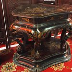 Some Ming furniture in the Drum Tower