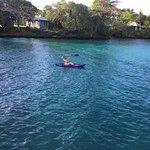 Foto de Lusia's Lagoon Chalets