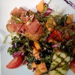 très belle salade